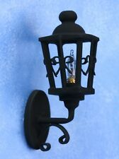 Dollhouse Miniatures 1:12 Scale Ornate Coach Lamp #MH1026