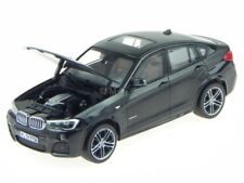 BMW F26 X4 saphir black diecast modelcar 80422348788 Herpa 1:43