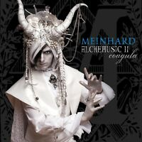 MEINHARD - ALCHEMUSIC II-COAGULA  CD NEW+