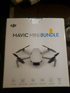 DJI Mavic Mini Bundle with Charging Base and Extra Battery - Gray