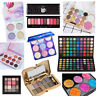 10Colors Eyeshadow Palette Shiny Matte Glitter Eyeshadow Powder Makeup Cosmetic