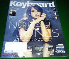 NORAH JONES, Rachel Flowers, CRUMAR Mojo 61 Review in 2016 Keyboard Magazine.