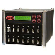 SySTOR 1-13 USB Memory Stick Duplicator Jump Drive Wiper Copy Flash Media Data