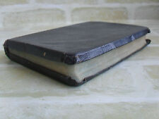 Antique Bible , Holy Bible, C1930's