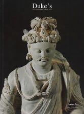 ART ASIATIQUE: Chinois et Japonais Céramique PEINTURES OEUVRES D'ART auction catalogue