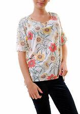 Wildfox Women's Wild Daisy Overland Tunic Open Back Multi Size S RRP £70 BCF611