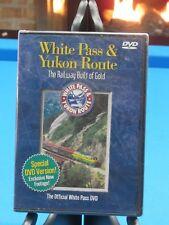 WHITE PASS & YUKON ROUTE -RAILWAY BUILT OF GOLD