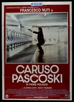 Werbeplakat Caruso Pascoski Francesco Nuti Clarissa Burt Clarissa Tognazzi M285