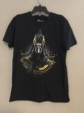 Assassins Creed Origins Black Graphic T Shirt Large New