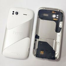 White/Silver Battery Cover For HTC Sensation G14 Original Part