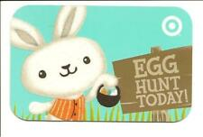 Target Easter Bunny Egg Hunt Today Gift Card No $ Value Collectible