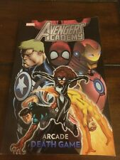 Avengers Academy: Arcade Death Game Graphic Novel (August 2011, Marvel)