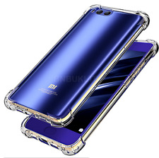 Hybrid Shockproof Ultra Thin Slim Clear GEL Case Cover for XIAOMI Mobiles XIAOMI REDMI Note 4x