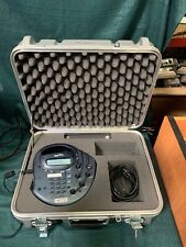 Comrex Matrix digital audio transmission device analog telephones w case and ps