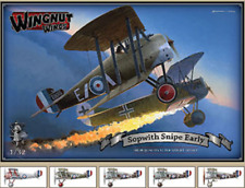 Wingnut Wings 1/32 Sopwith Snipe Early High Quality Model Kit set #32020 OOP