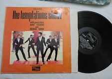 LP, The Temptations Show w/K Stevens & G Kirby, Tamla Motown, MADE HOLLAND, VG++