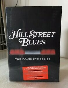HILL STREET BLUES The Complete DVD Series Season 1-7 *In Stock - XPRESS*