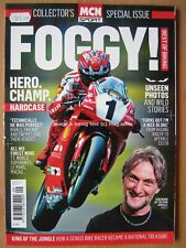 MCN Foggy Special Edition Carl Fogarty Ducati 916 Petronas FP1 World Superbikes