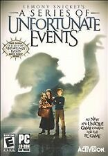 Lemony Snicket's A Series of Unfortunate Events (PC, 2004)