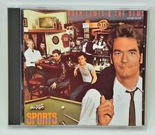 Huey Lewis and The News - Sports JAPAN 1st Music CD 1983 CP32-5029