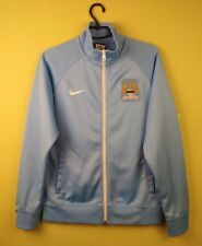 Manchester City track jacket MEDIUM Training nike soccer football