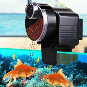 AF2003 Aquarium Automatisch Fisch Futterautomat 65ml Automatic Timer Feeder