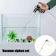 Aquarium Vacuum Cleaner Fish Tank Gravel Algae Cleaning Bottom Sand Hose Pipe