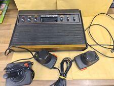 Atari 2600 woody console