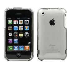 Clear Transparent Crystal Hard Case for iPhone 3G / 3GS - Rear Only