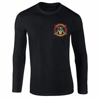 Corps Scout Sniper T-shirt, US Marine Inspired Embroidered Longsleeve Top