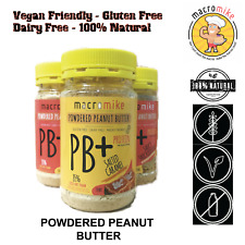 MACRO MIKE BIRTHDAY CAKE PB+ POWDERED PEANUT BUTTER 180g
