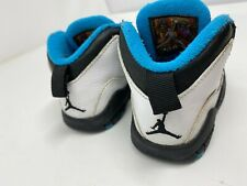 Nike Jordan X 10 Powder Blue Retro  Toddler 310808-106 Size 5C