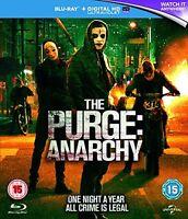 The Purge: Anarchy [Blu-ray] [DVD][Region 2]