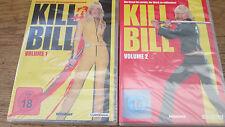 DVD - Kill Bill 1&2 (NEU) / 2-DVD-Box / Quentin Tarantino / #8029