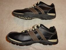state street BLACK SHOES MEN'S SIZE 6 1/2