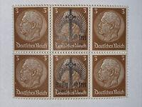 Rare German Block Stamp MNH