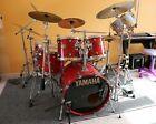 Yamaha Maple Custom Drum set kit made in Japan .Recording and Stage Drum set .