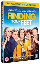 Finding Your Feet [DVD] [2018]