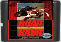 Road Rash (1991) 16 Bit Game Card For Sega Genesis/Mega Drive System