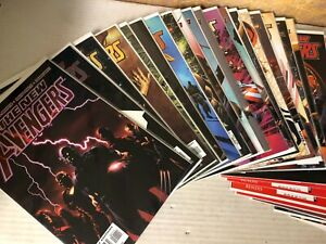 NEW AVENGERS (2005 Marvel) #1-64 + Ann 1-3 NM- Full Run Lot SPIDERMAN JOINS Thor