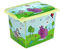 COFFRE A Jouets Mode Boîte Hippo 20 L Boîte de conservation