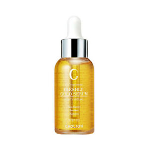 Caolion Gold Serum 30ml All-in-one Radiance Anti-aging Rejuvenate for Sensitive