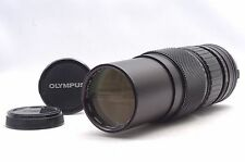 @ Ship in 24 Hrs! @ Rare! @ Olympus OM-System Zuiko Auto-Zoom 65-200mm f4 Lens