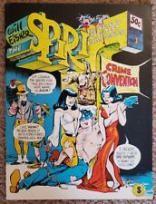Will Eisner's Spirit #1 (1973) FINE Free Shipping!