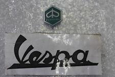 Vespa Cosa 200 vsr1t Emblema PIAGGIO Logotipo Inserto #R5500