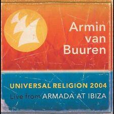 Universal Religion 2: Live from Ibiza (Armin Van Buuren) CD EXCELLENT / MINT