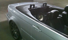 "BMW E46 CONVERTIBLE SUBWOOFER MDF BRACKET KIT 12"" 10"" 8"" (FOR ALL 3 SERIES)"