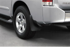 NEW OEM 2008-2015 NISSAN ARMADA SPLASH GUARDS -  PLEASE SELECT FRONT OR REAR