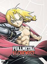 Fullmetal Alchemist - Vol. 1: The Curse (Dvd, 2005, .