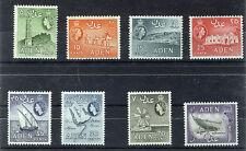 ADEN 1964 DEFINITIVES SG77/84  BLOCKS OF 4 MNH